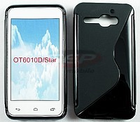 Accesorii GSM - Toc S-Case: Toc silicon S-Case Alcatel One Touch Star 6010