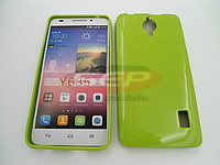 Accesorii GSM - Toc Jelly Case: Toc Jelly Case Huawei Y635 GREEN