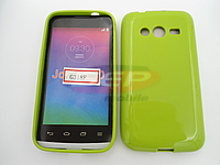 Accesorii GSM - Toc Jelly Case: Toc Jelly Case Samsung Galaxy Ace 4 G313F / G318 GREEN
