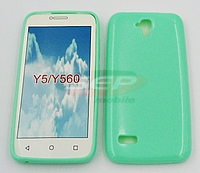Accesorii GSM - Toc Jelly Case: Toc Jelly Case Huawei Y5 MINT