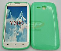 Accesorii GSM - Toc Jelly Case: Toc Jelly Case Huawei Y600 MINT