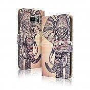 Accesorii GSM - Toc FlipCover Fancy: Toc FlipCover Fancy Apple iPhone 5 / 5s ELEPHANT