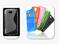 Accesorii GSM - :  Toc silicon S-Case LG F70 D315