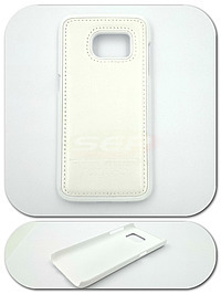 Accesorii GSM - Toc Back Case Leather: Toc Back Case Leather Apple iPhone 5 / 5S ALB