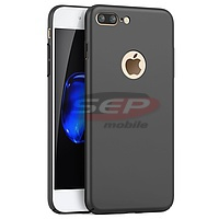 Accesorii GSM - Tocuri HARD CASE: Toc Metallic Matte Apple iPhone 7 Plus BLACK