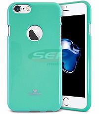 Accesorii GSM - Goospery Jelly Case: Toc Jelly Case Mercury Apple iPhone 5G / 5S / SE MINT