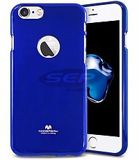 Accesorii GSM - Goospery Jelly Case: Toc Jelly Case Mercury Apple iPhone 6 Plus BLUE