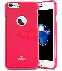 Accesorii GSM - Goospery Jelly Case: Toc Jelly Case Mercury Apple iPhone 6 Plus PINK