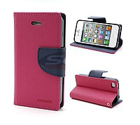 Toc FlipCover FANCY MERCURY Samsung Galaxy S6 PINK-NAVY