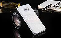 Accesorii GSM - Toc Jelly Case Squares:  Toc Jelly Case Squares Samsung Galaxy A3 TRANSPARENT