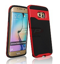 Accesorii GSM - Toc 2 in 1 Hybrid: Toc 2 in 1 Hybrid Samsung Galaxy A5 (2016) RED