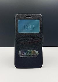 Accesorii GSM - Toc Flipcover Smart View: Toc FlipCover Smart View Allview P5 eMagic BLACK