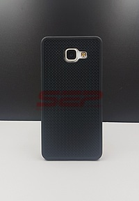 Accesorii GSM - Toc Mesh Case: Toc silicon Mesh Case Samsung Galaxy S6 BLACK