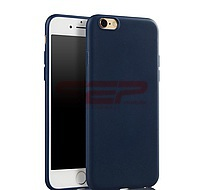 Accesorii GSM - Toc TPU Matte: Toc TPU Matte Apple iPhone 7G Navy