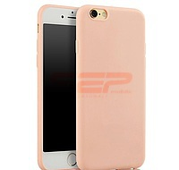 Accesorii GSM - Toc TPU Matte: Toc TPU Matte Apple iPhone 8G Pink