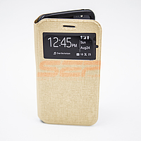 Accesorii GSM - Toc FlipCover Universal: Toc FlipCover Stand Universal 5 inch GOLD