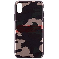 Accesorii GSM - Toc TPU Camouflage: Toc TPU Camouflage Huawei P10 Lite