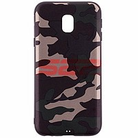 Accesorii GSM - Toc TPU Camouflage: Toc TPU Camouflage Samsung Galaxy A3 (2017)