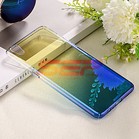 Accesorii GSM - Baseus: Toc Baseus Gradient Color Apple iPhone X / XS Blue