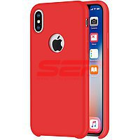 Accesorii GSM - Toc silicon High Copy: Toc silicon High Copy Apple iPhone 8 Red