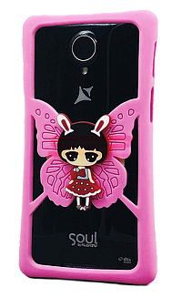 Accesorii GSM - Toc Silicon Universal: Toc Silicon Universal 4,5 - 5 inch GIRL