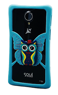Accesorii GSM - Toc Silicon Universal: Toc Silicon Universal 4,5 - 5 inch OWL