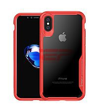 Accesorii GSM - iPaky: Toc iPaky Armor Apple iPhone X / XS Red
