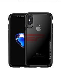 Accesorii GSM - iPaky: Toc iPaky Armor Huawei Y7 Prime (2018) Black