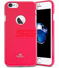 Accesorii GSM - Goospery Jelly Case: Toc Jelly Case Mercury  Samsung Galaxy S4 Mini i9190 PINK
