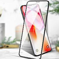 Accesorii GSM - Folie protectie display sticla 6D: SET 4+1 GRATIS Geam protectie display sticla 6D FULL GLUE Apple iPhone XS Max BLACK