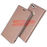 Accesorii GSM - Toc FlipCover Magnet Skin: Toc FlipCover Magnet Skin Huawei Mate 20 Lite Rose Gold