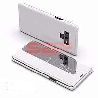 Accesorii GSM - Toc Clear View Mirror: Toc Clear View Mirror Huawei Mate 20 Lite Silver