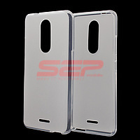 Accesorii GSM - Toc Back Case: Toc plastic siliconat Alcatel Idol 3 (4.7) TRANSPARENT