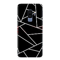 Accesorii GSM - Black & White Collection: Toc TPU Matte Design Mosaic Samsung Galaxy S10 Plus