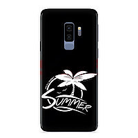 Accesorii GSM - Black & White Collection: Toc TPU Matte Design Summer Huawei Y6 2018