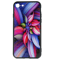 Accesorii GSM - Toc UV Copy Glass: Toc UV Copy Glass Apple Iphone 11 Flower
