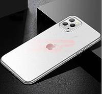 Accesorii GSM - Toc TPU Baseus Paper Case: Toc TPU Baseus Paper Case Apple iPhone 11 Pro Max Clear