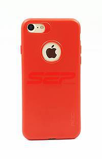Accesorii GSM - Toc TPU Rock Case: Toc TPU Rock Apple iPhone X RED