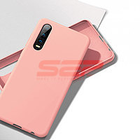 Accesorii GSM - TPU Back Cover: Toc silicon High Copy Apple iPhone 11 Pink