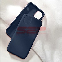 Accesorii GSM - TPU Back Cover: Toc silicon High Copy Apple iPhone 11 Pro Dark Blue