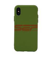 Accesorii GSM - TPU Back Cover: Toc silicon High Copy Apple iPhone 11 Pro Forest