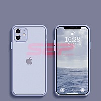 Accesorii GSM - Toc TPU+PC Antishock: Toc TPU+PC Antishock Apple iPhone 11 Pro Max Lavender Gray